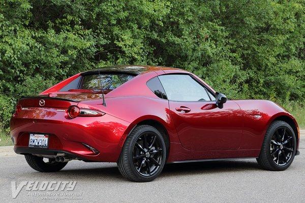 2020 Mazda MX-5 RF Club