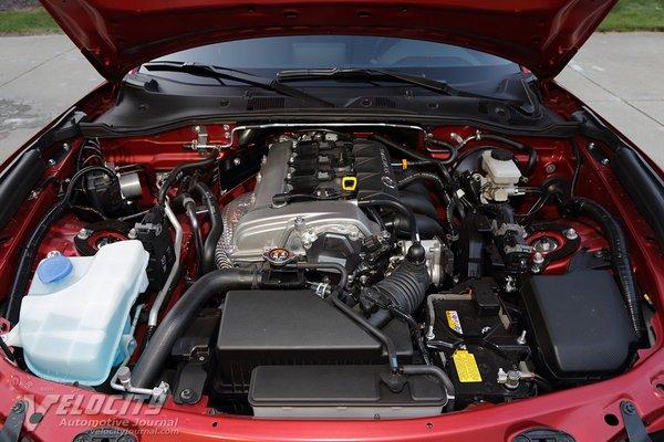 2020 Mazda MX-5 RF Club Engine