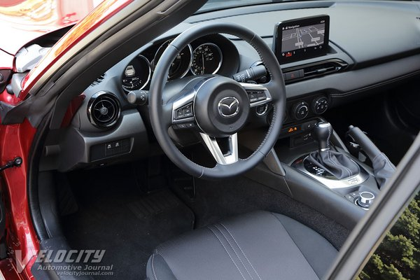 2020 Mazda MX-5 RF Club Interior