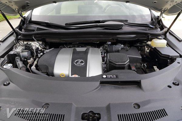 2020 Lexus RX350L Engine