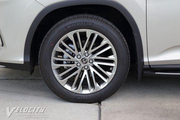 2020 Lexus RX350L Wheel