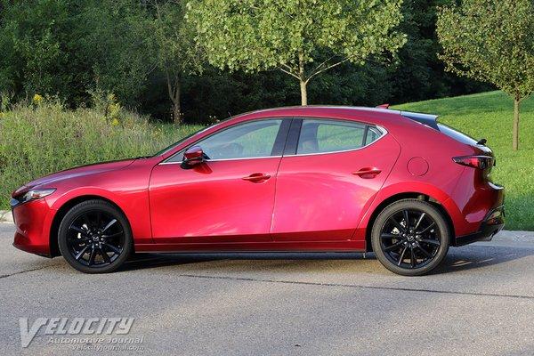 2020 Mazda Mazda3 5d