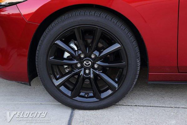 2020 Mazda Mazda3 5d Wheel