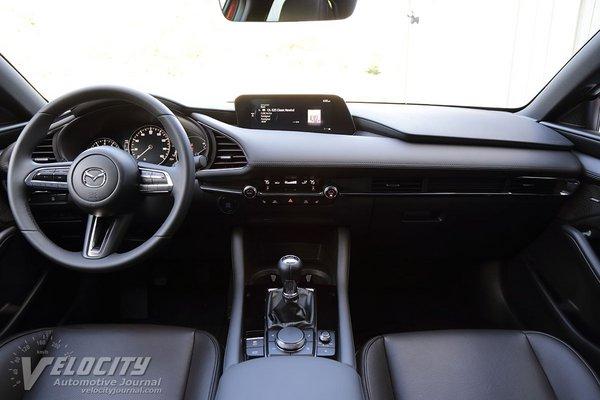 2020 Mazda Mazda3 5d Interior