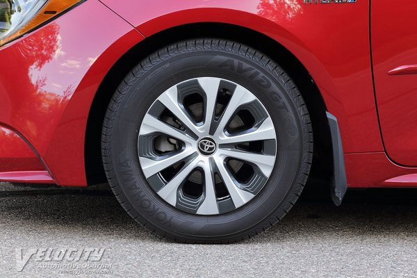 2020 Toyota Corolla sedan Wheel