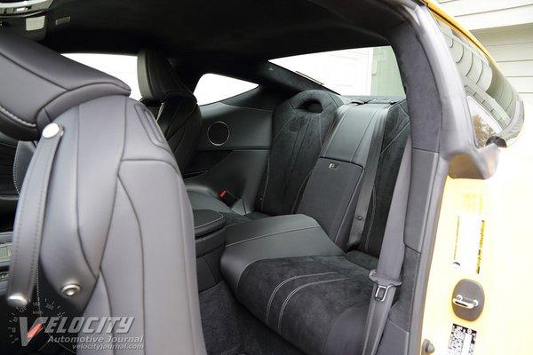 2020 Lexus LC 500 Interior