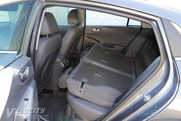 2020 Hyundai Ioniq PHEV Interior