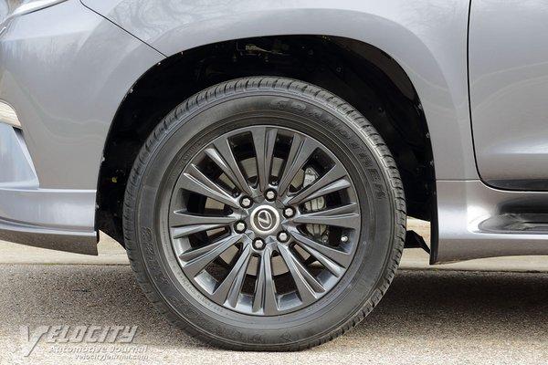 2020 Lexus GX Wheel