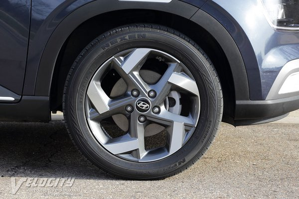 2020 Hyundai Venue Denim Wheel