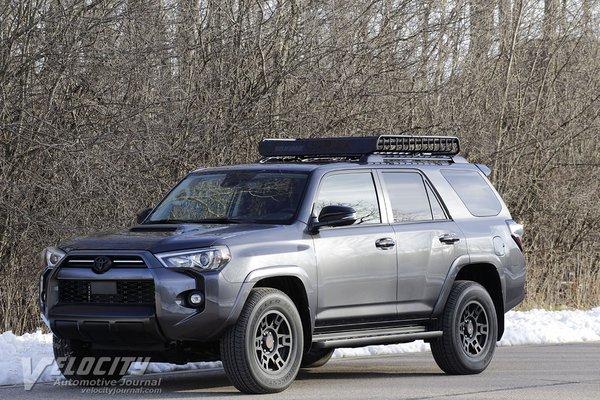 2021 Toyota 4Runner Venture special edition