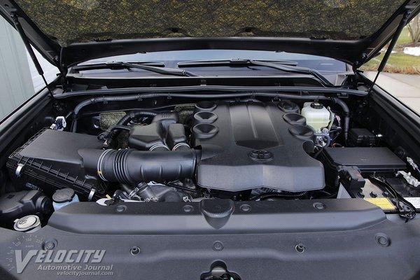 2021 Toyota 4Runner Venture special edition Engine
