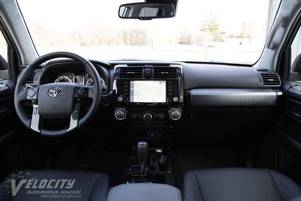 2021 Toyota 4Runner Venture special edition Interior