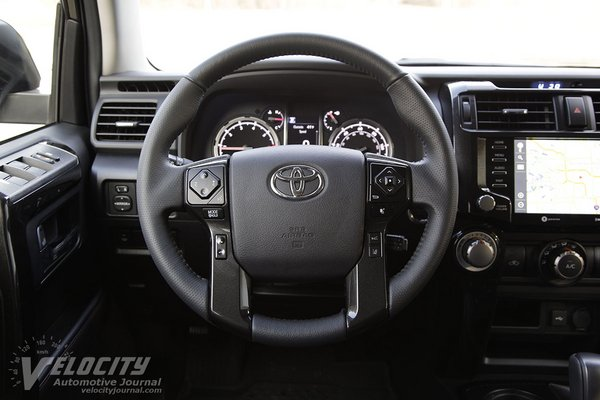 2021 Toyota 4Runner Venture special edition Instrumentation