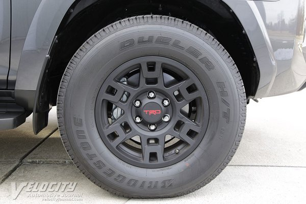 2021 Toyota 4Runner Venture special edition Wheel