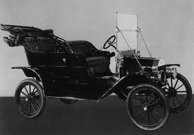 1908 Ford Model-T