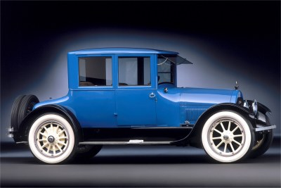 1918 Cadillac Type 57 Victoria Coupe