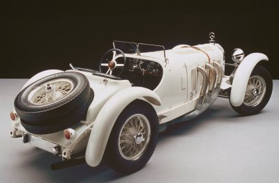 1928-1932 Mercedes-Benz SSK
