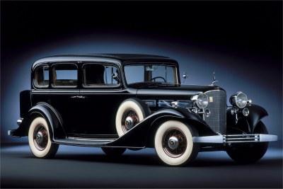 1933 Cadillac 355 C V 8 Sedan