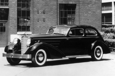 1933 Worlds Fair Car