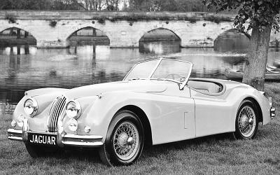 1940 Jaguar XK140 Roadster