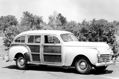 1941 Chrysler Town and Country