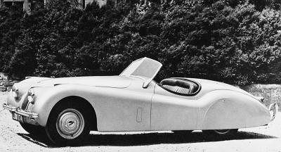 1948 Jaguar XK120 Roadster