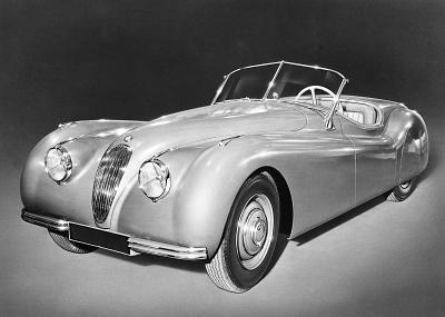 1948 Jaguar XK120 Concept