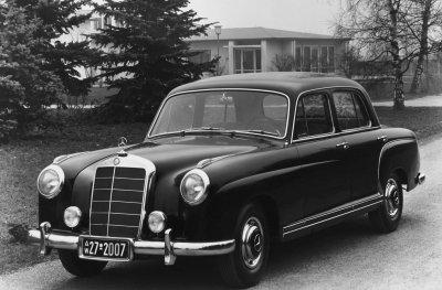 1951-1955 Mercedes-Benz 220