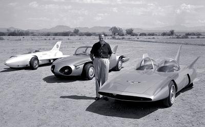 1952-1956-1958 Firebird I-II-II Concepts