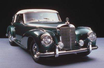 1952-1955 300 S Cabriolet