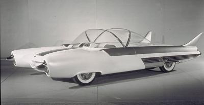 1954 Ford Atmos Concept