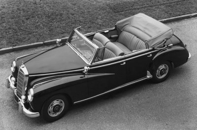1955 300d Cabriolet