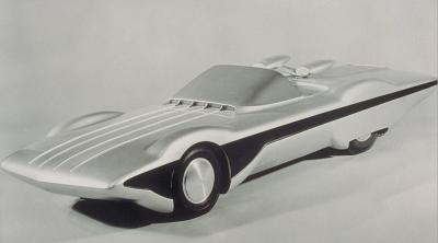 1958 Ford DePaolo Concept