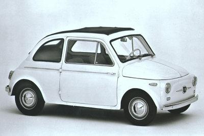 1958-1960 Fiat 500 Sport