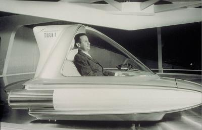 1959 Ford Levicar Concept