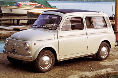 1960-1977 Fiat 500 Giardiniera