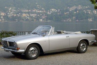 1962 BMW 3200 CS convertible