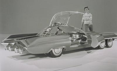 1962 Ford Seattle Concept