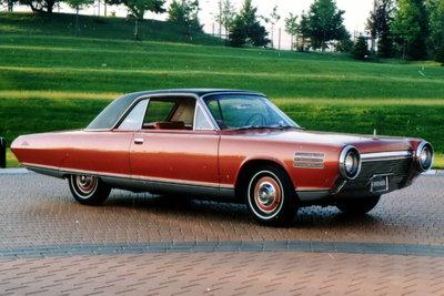 1963 Chrysler Turbine prototype