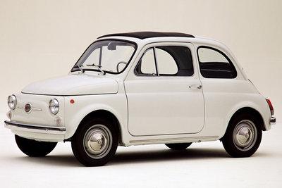 1965-1972 Fiat 500 F