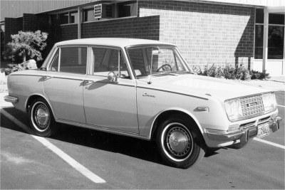 1965 Toyota Models