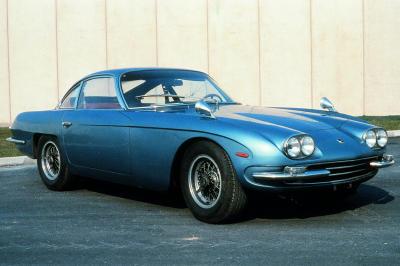 1966 Lamborghini 400 GT information