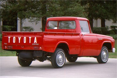 1967 Toyota Stout Pick-Up