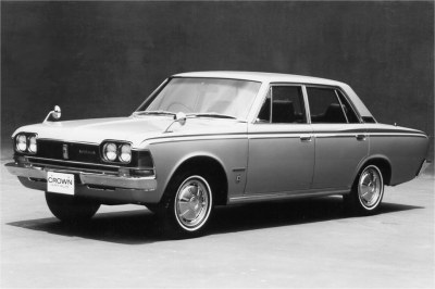 1968 Toyota Crown Super Deluxe