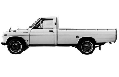 1969 Toyota Hi-Lux Pick-Up