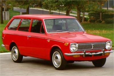 1970 Toyota Corolla Wagon