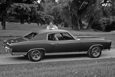 1971 Chevrolet Monte Carlo SS