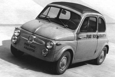 1971 Fiat 500 Abarth