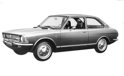 1971 Toyota Corolla 1600 2-door Sedan