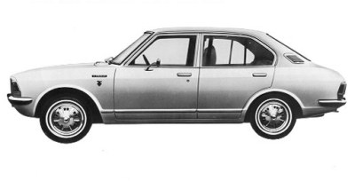 1971 Toyota Corolla 1600 4-door Sedan